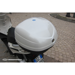 Accessories Top Case, Piaggio Fly (2014+) Pearl White 566