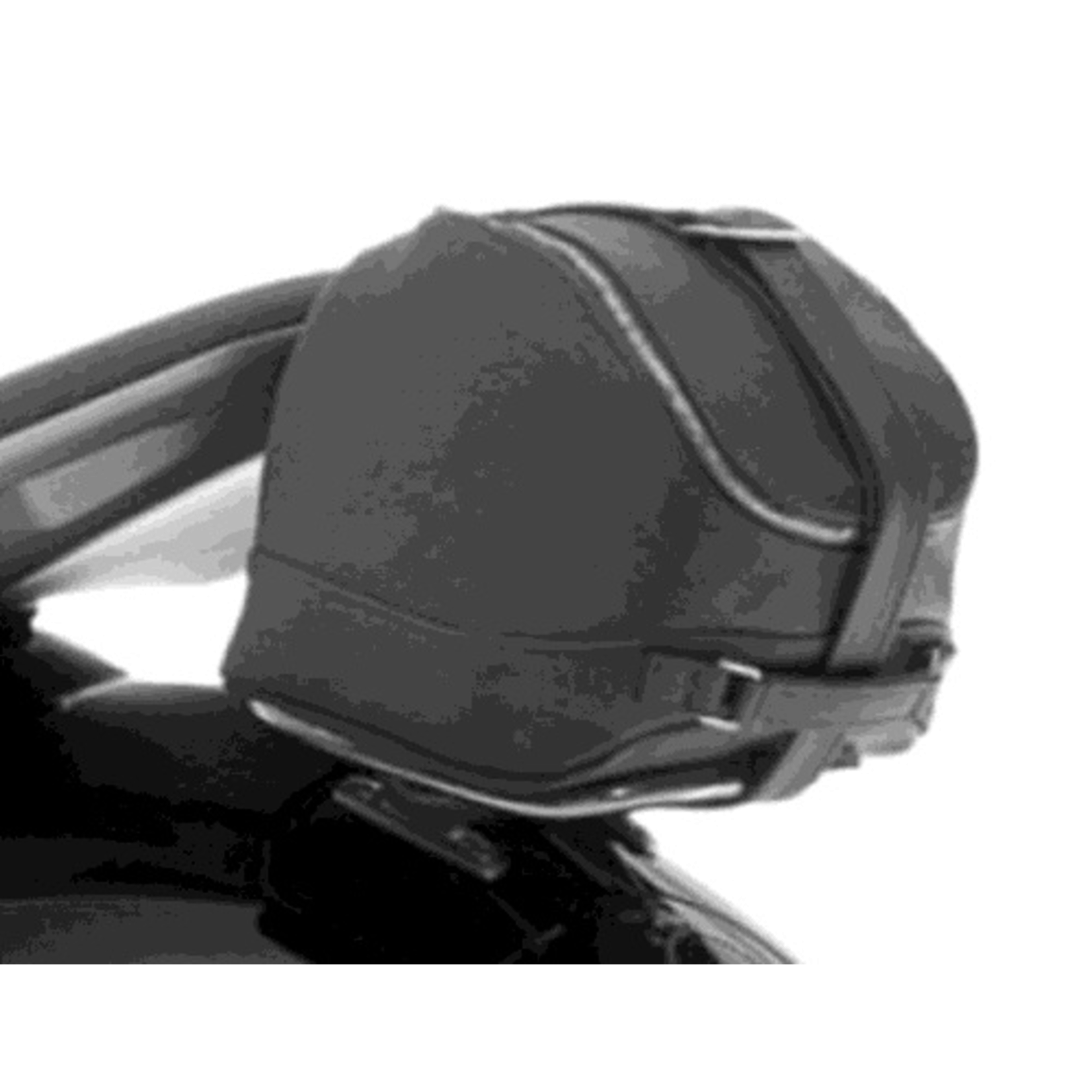 Accessories Helmet Bag, Vespa 946 Grey Saddle Colour