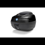 Accessories Top Case, MY15>MP3-500 Nero Carbonio 37Ltr