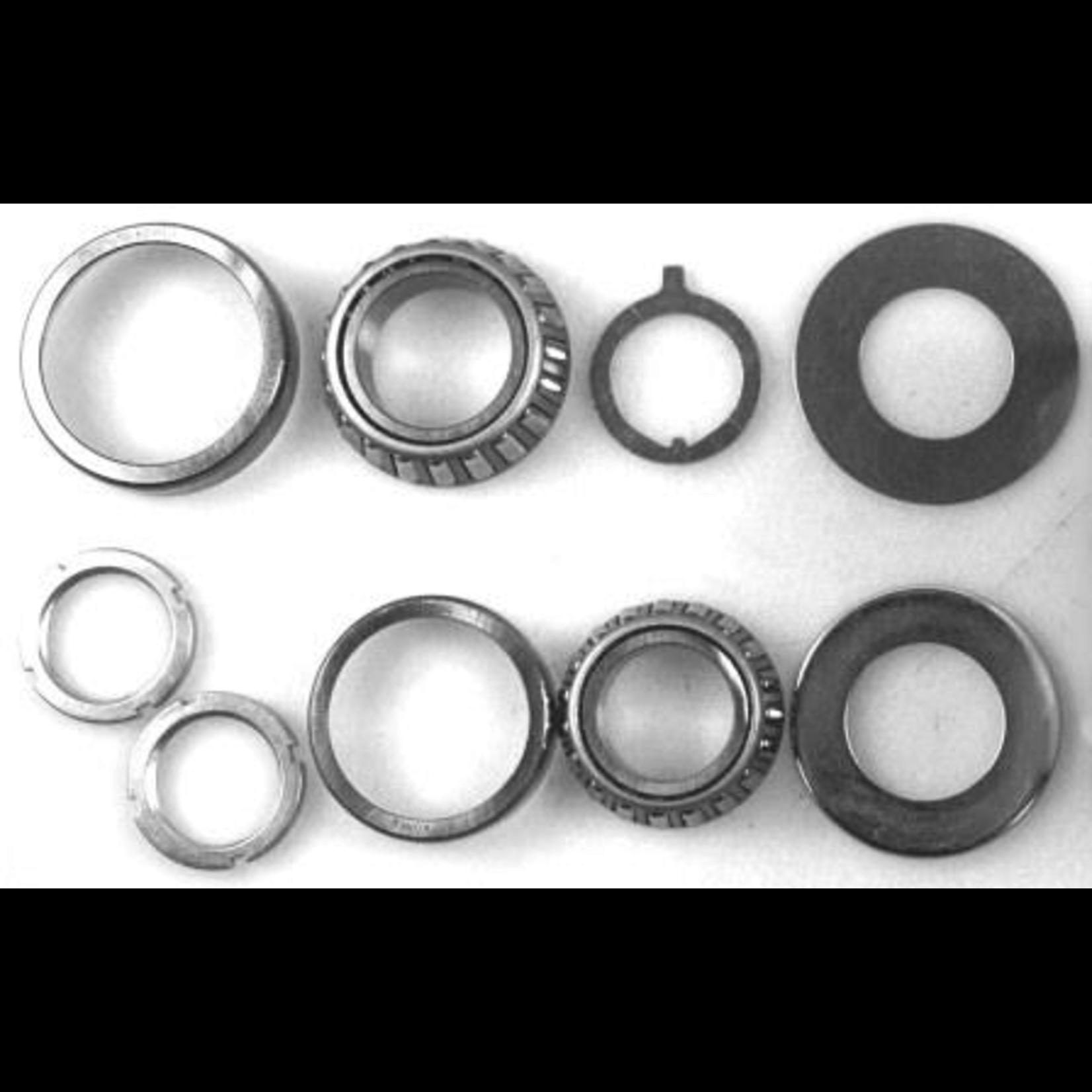 Parts Steering Head Bearings, Upper & Lower BV500