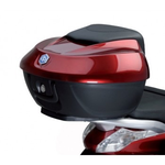 Accessories Top Case, BV350 Rosso 880/a 37LTR (Requires mounting kit 1b0003657)