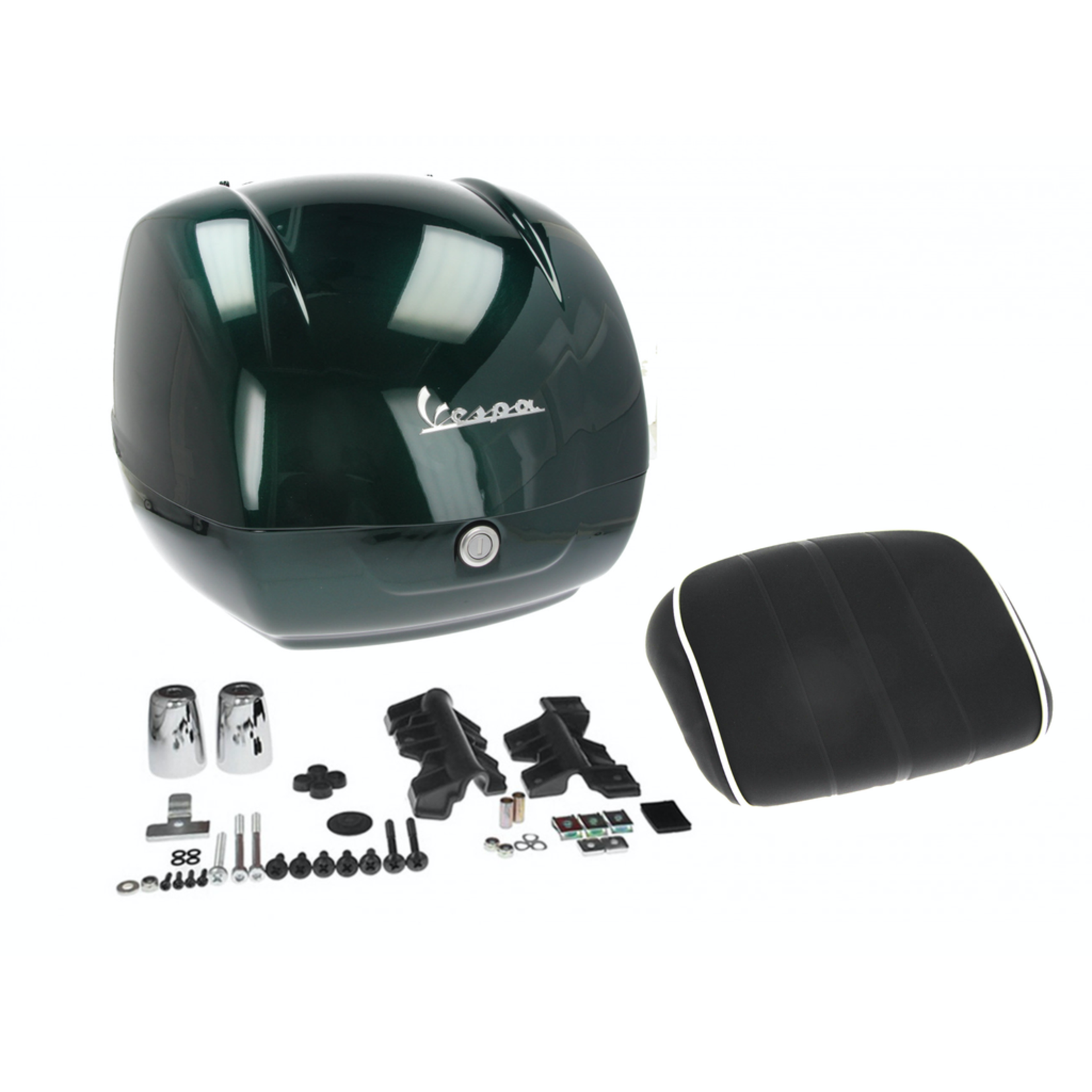 Accessories Top Case, GTS 300HPE Racing 60's Green