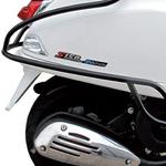 Parts Protector, Rear Vespa S/LX Matt Black