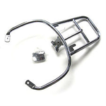 Accessories Rack, Vespa LX/S Rear Chrome Carrier