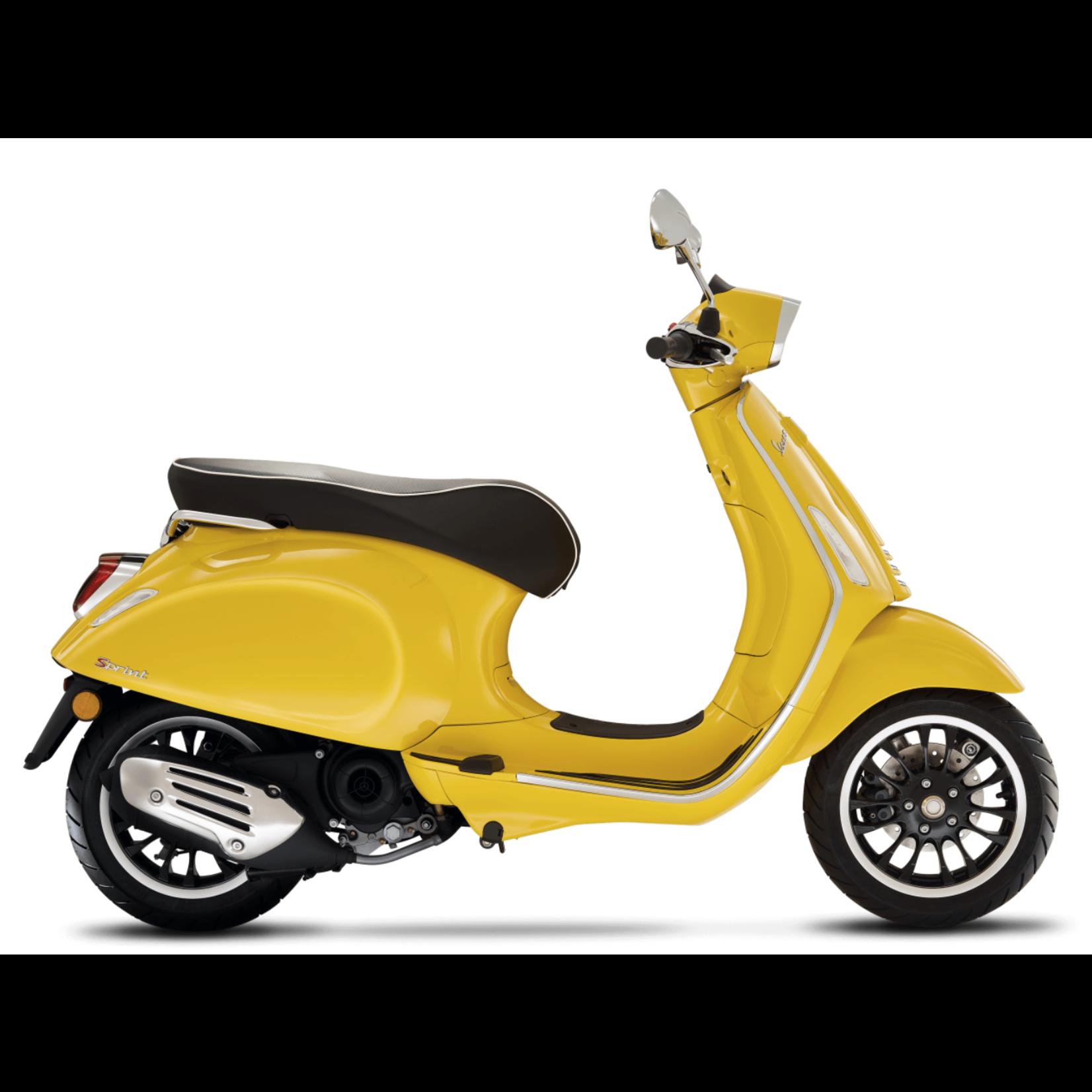 Vehicles Vespa, 2021 Sprint 50cc i-GET