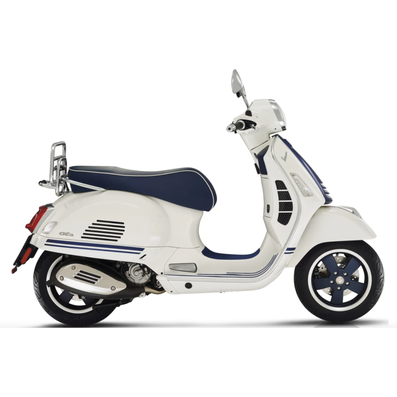 Vehicles Vespa, 2021 GTS300 HPE Yacht Club Edition