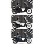 Vehicles Piaggio, 2021 Liberty iGET 155cc ABS