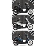 Vehicles Piaggio, 2021 Liberty iGET 155cc ABS