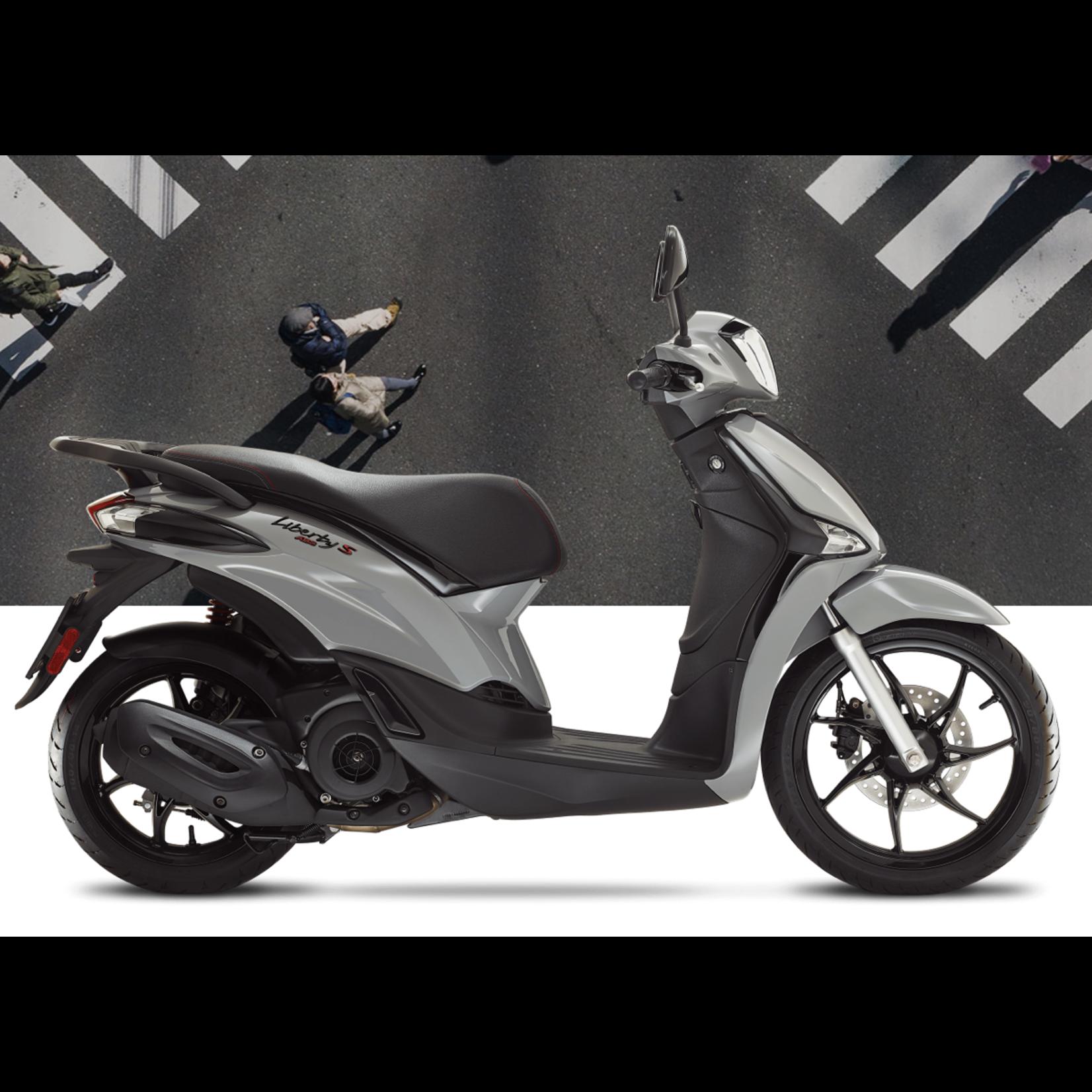 "Vehicles Piaggio, 2021 Liberty ""S""  iGET 50cc"