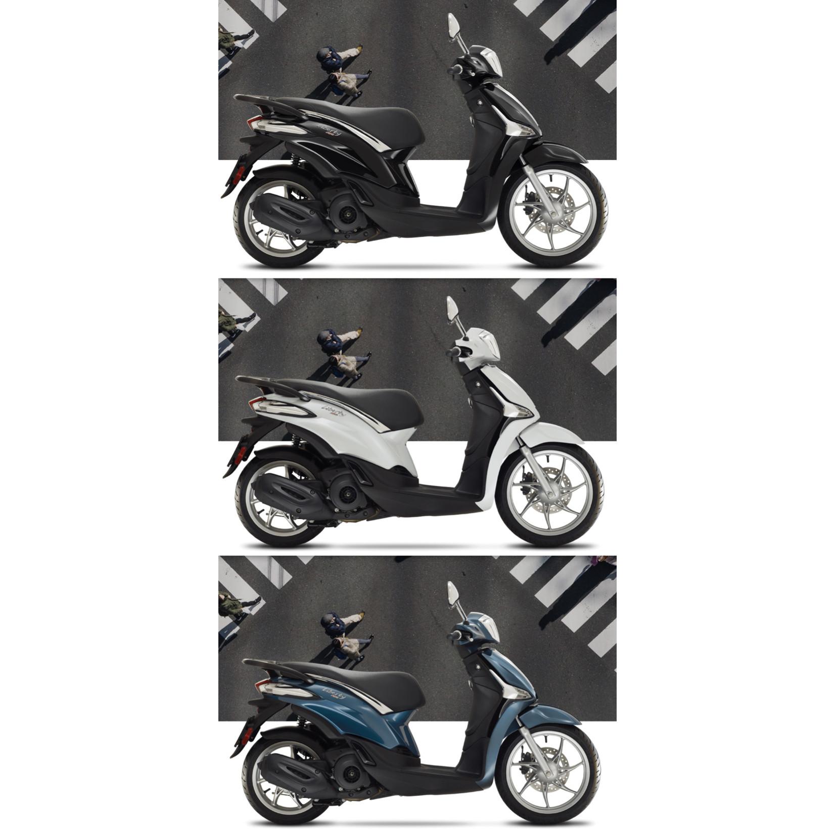 Vehicles Piaggio, 2022 Liberty iGET 50cc