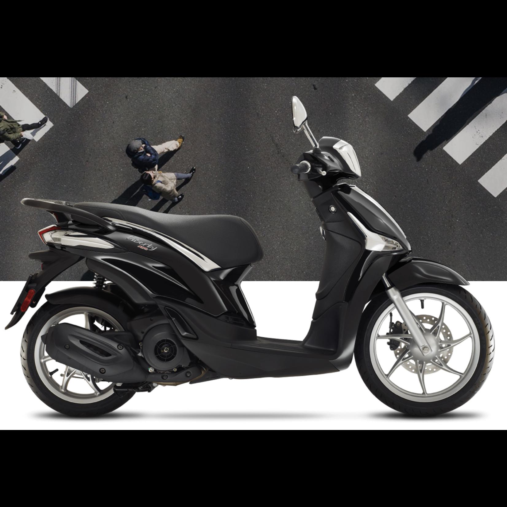 Vehicles Piaggio, 2021 Liberty iGET 50cc