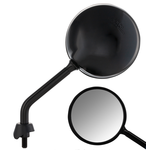 Accessories Mirror, Vespa GTS300 Shorty Satin Black (L & R)