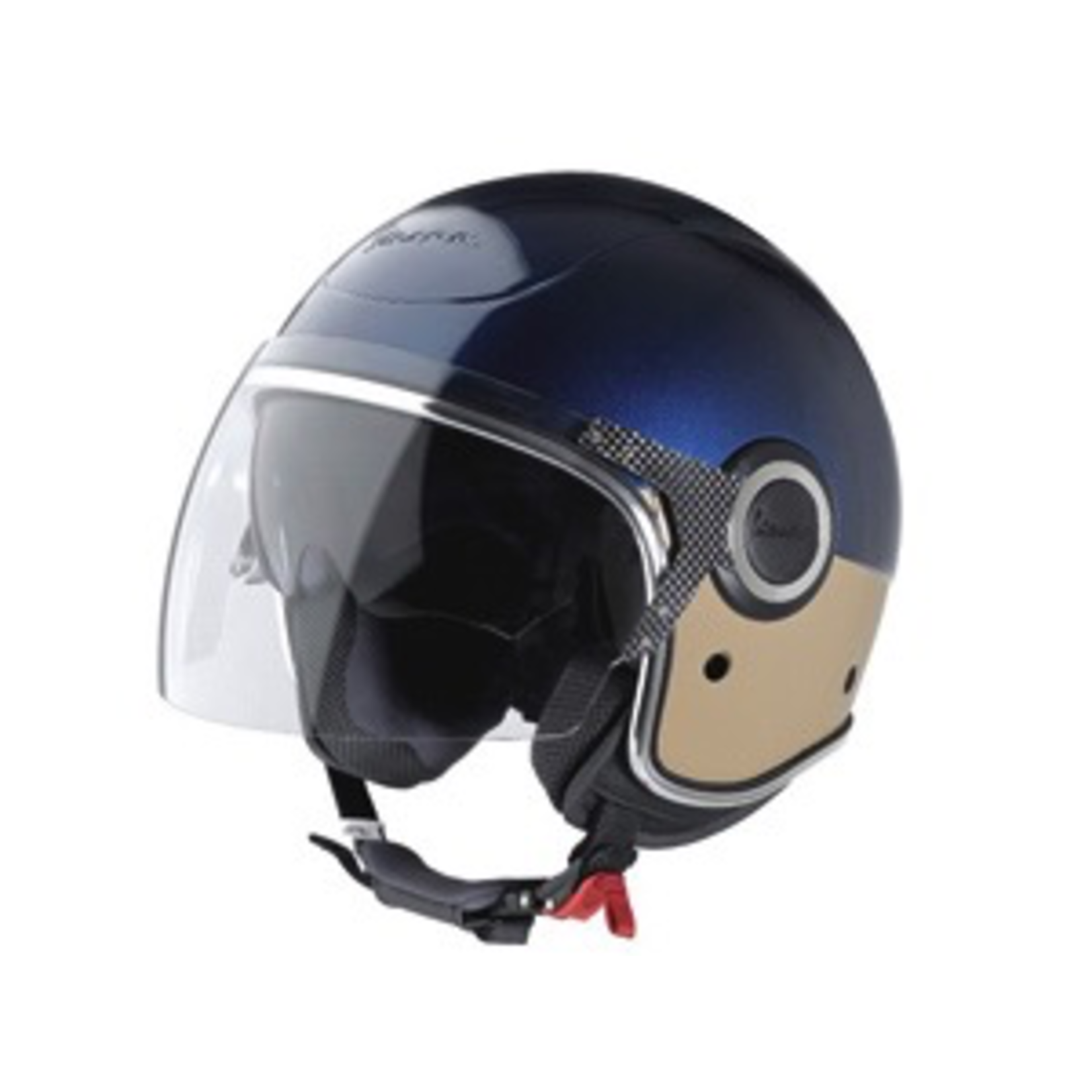 Apparel Helmet, Vespa VJ Midnight Blue/Beige
