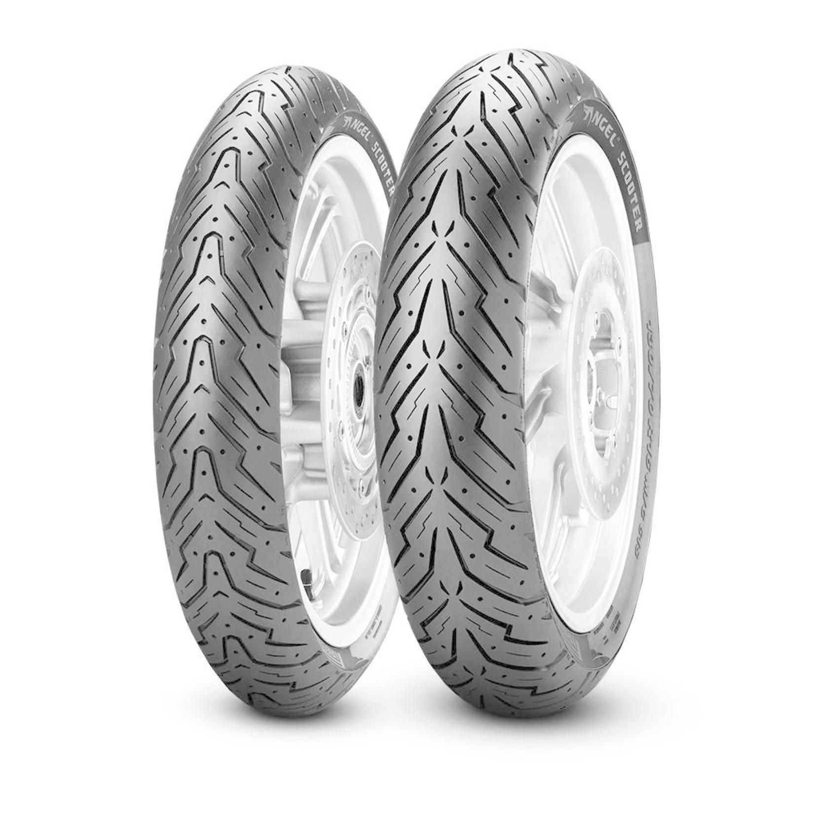 "Parts Tire, Pirelli Angel 120/70-11"" (56L) Front/Rear"