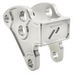 Parts Rear Shock Lowering Adapter, Primavera/Sprint 150 Silver