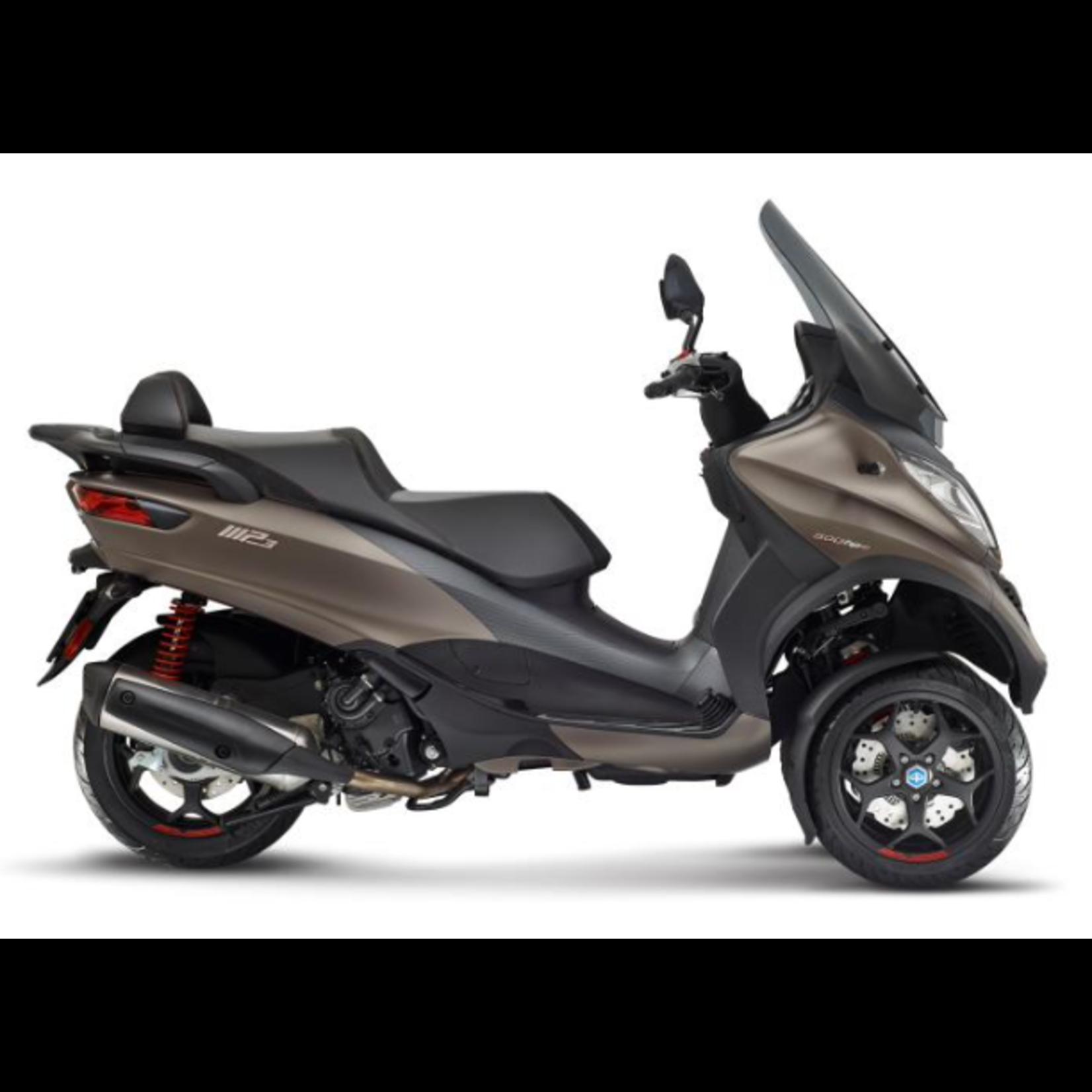 Vehicles 2021 Piaggio, MP3-500 HPE Sport Advanced Marrone Terra