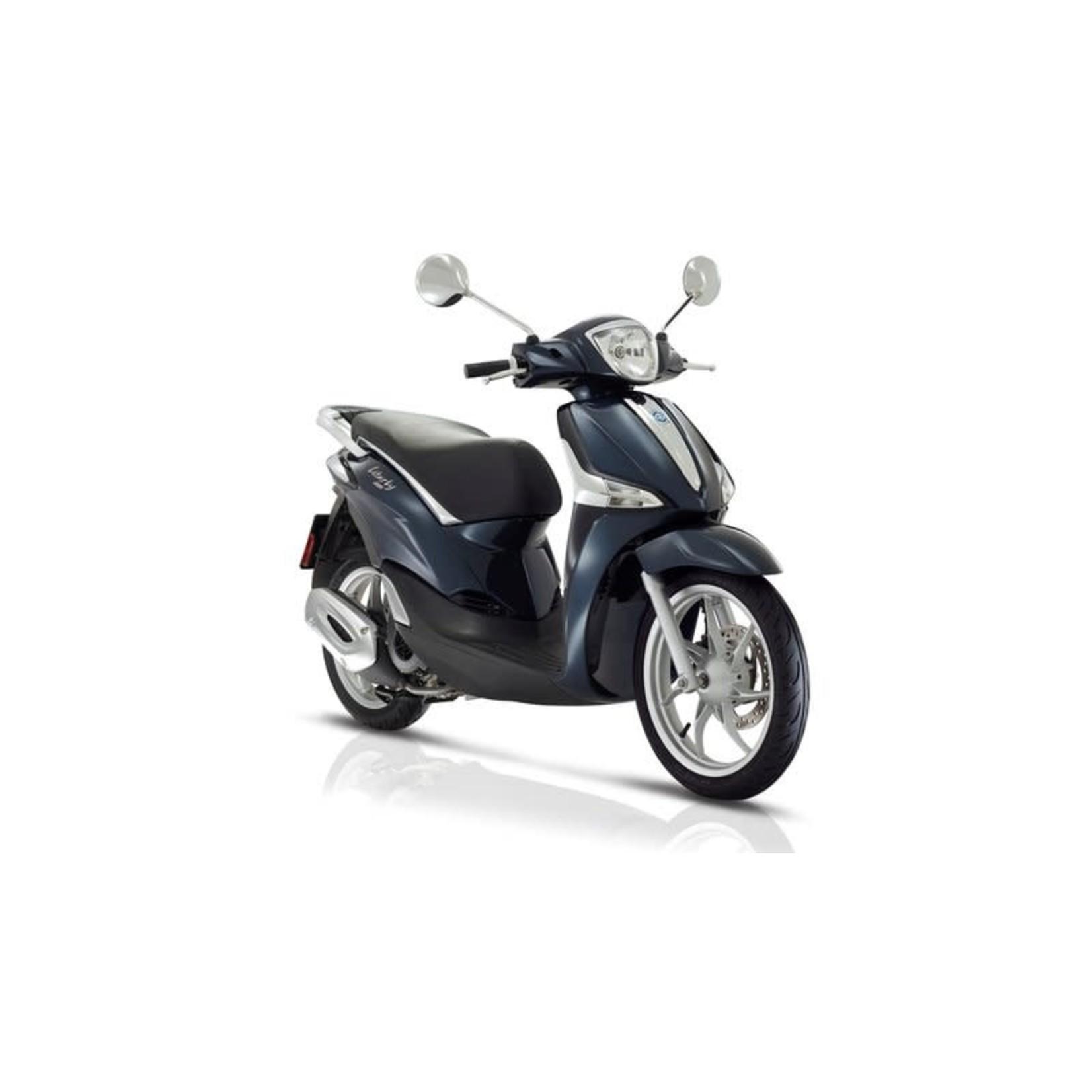 2018 Piaggio Liberty 150 Blue