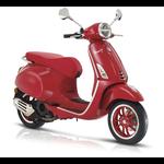 Vehicles Vespa, 2022 Primavera 150 (RED) Edition