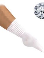 Pacelli Diamante Ultra Low Sock