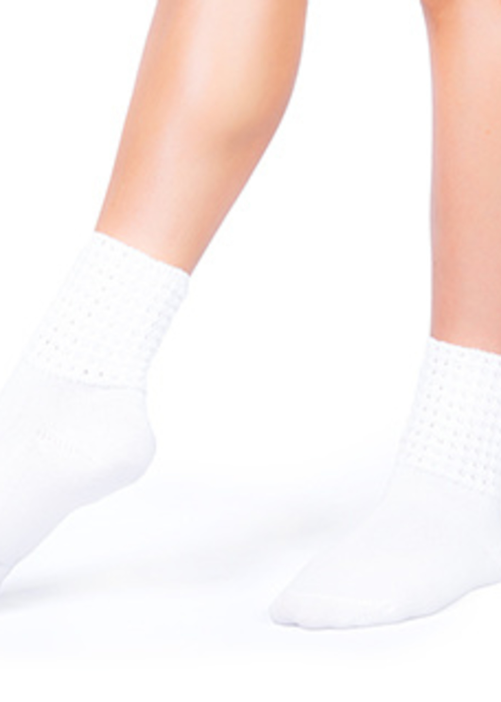 Pacelli Ultra low length poodle sock