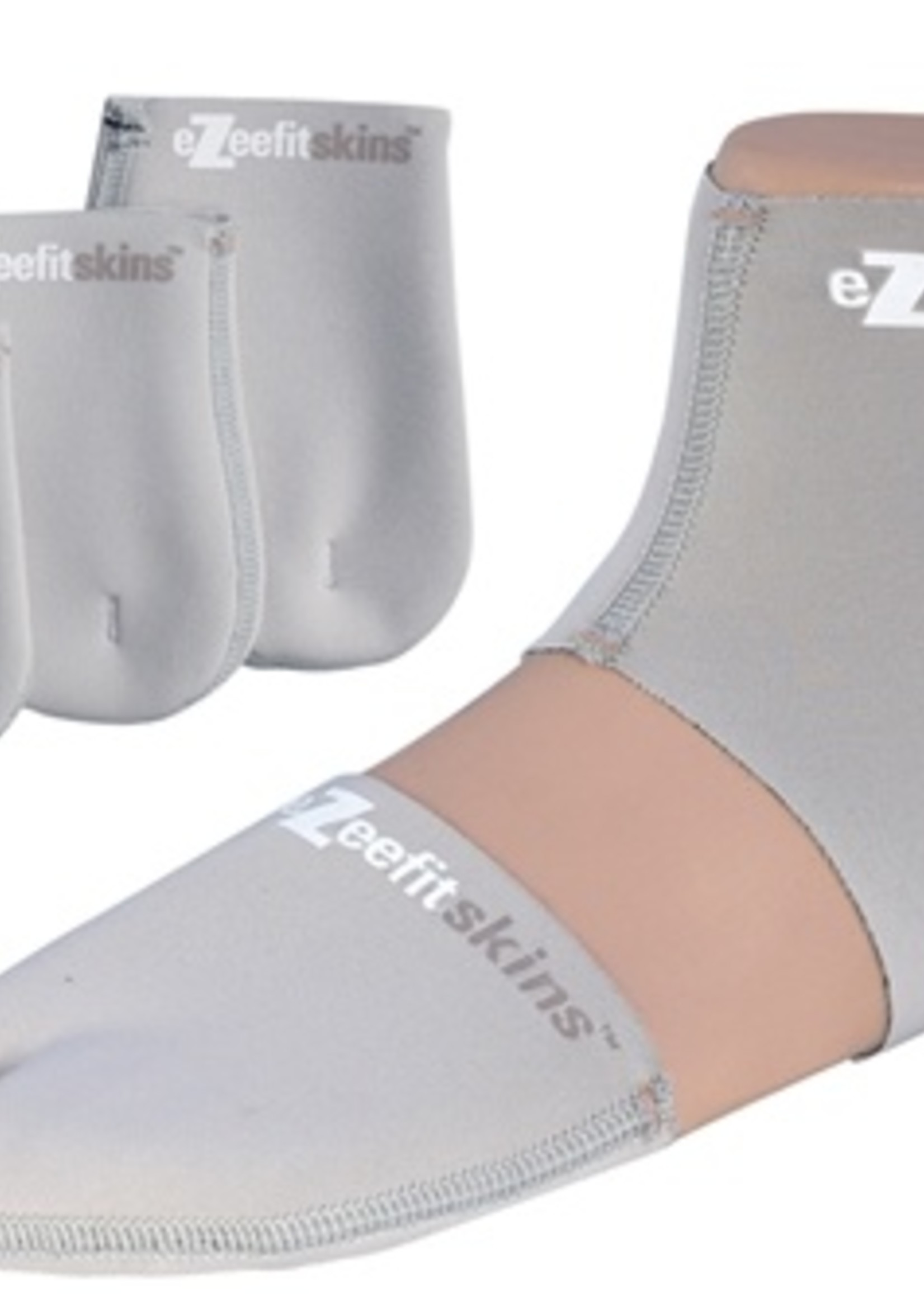 Ezee Fit Skins Toe Cover Gray