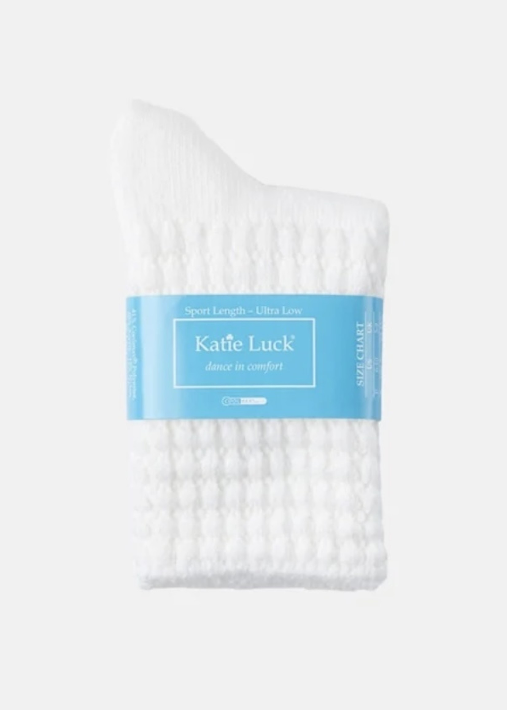 Katie Luck Katie Luck ultra low sport length poodle sock