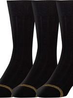 GoldToe Boys Goldtoe black socks.