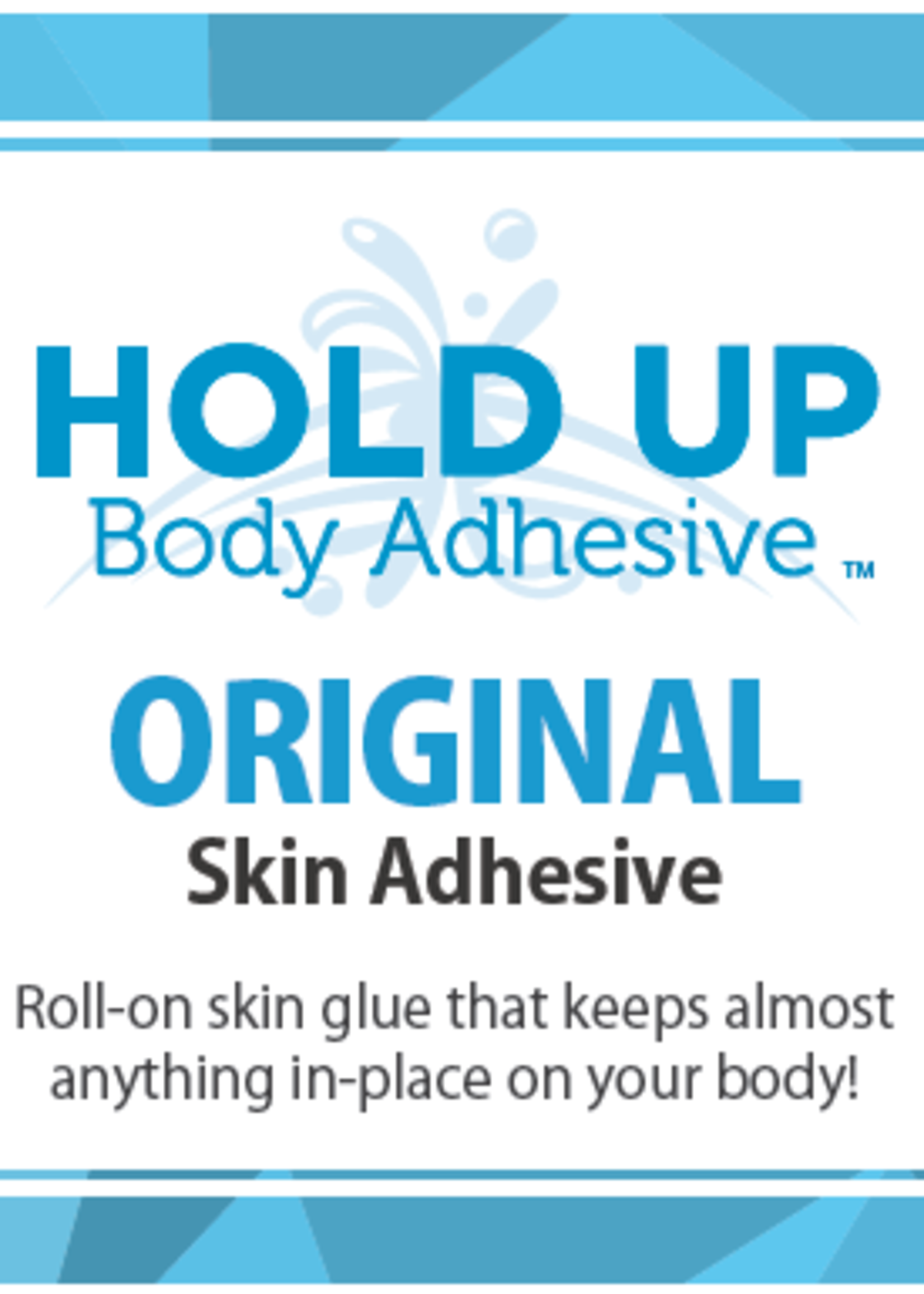 Hold Up Body adhesive for socks