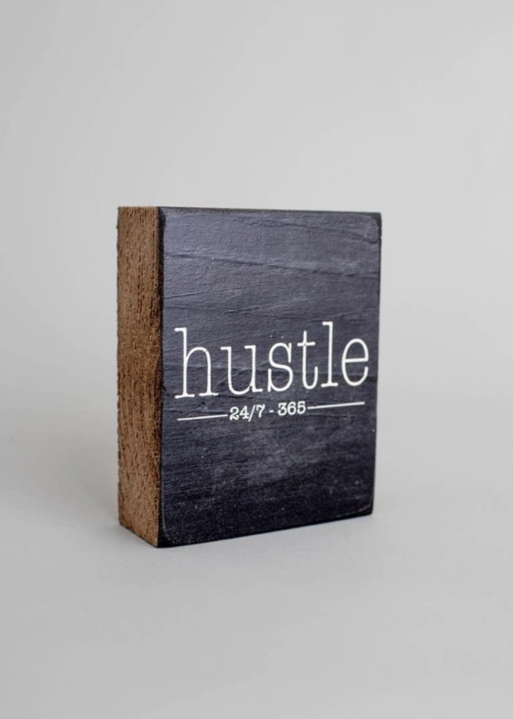 Rustic Marlin Hustle Rustic Block