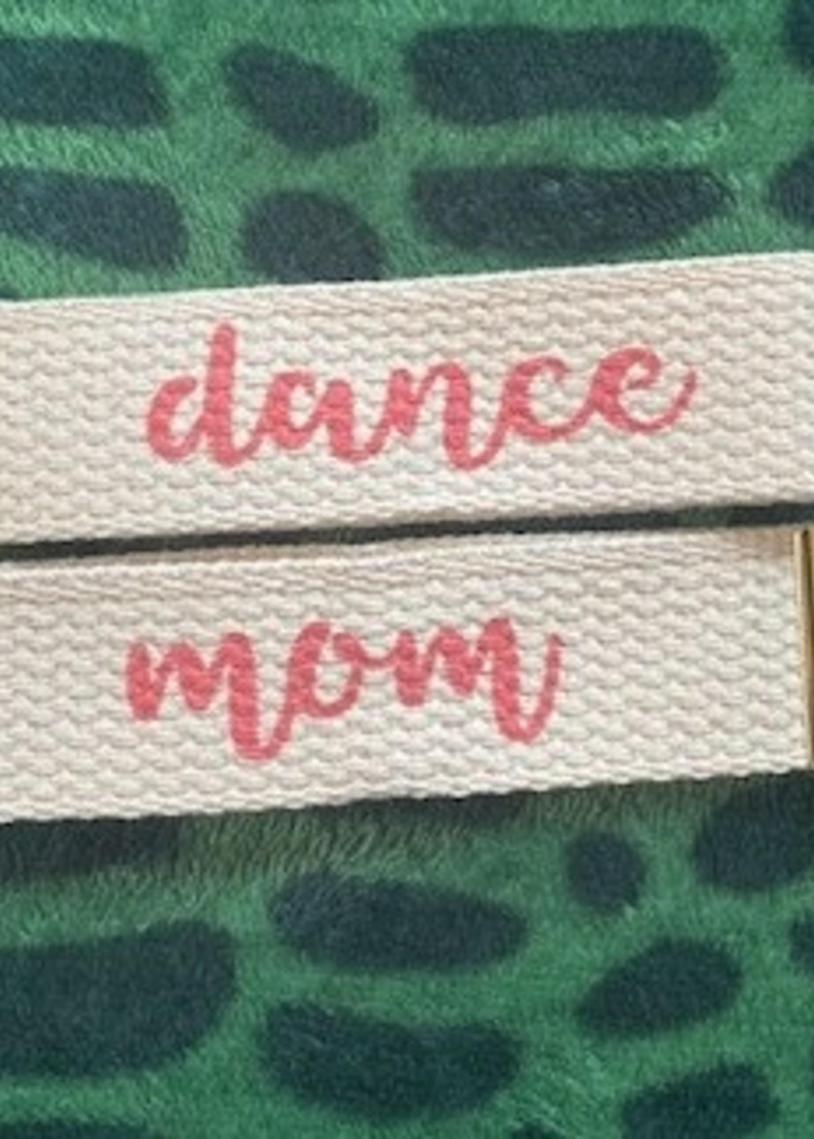 Rustic Marlin Dance Mom Keychain