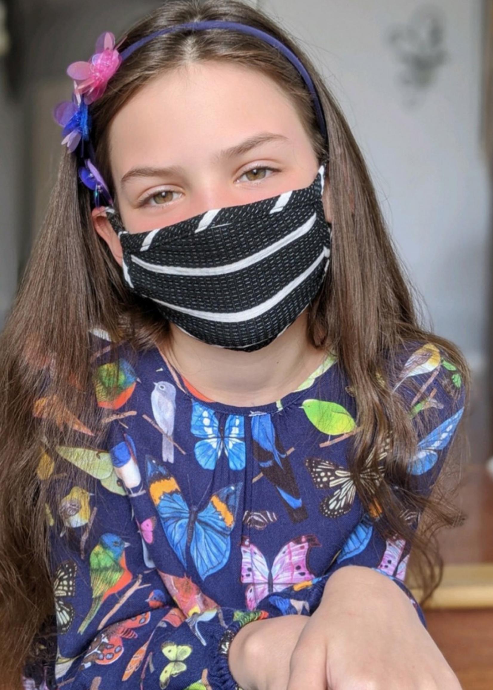 Grey Face Mask (Kids)
