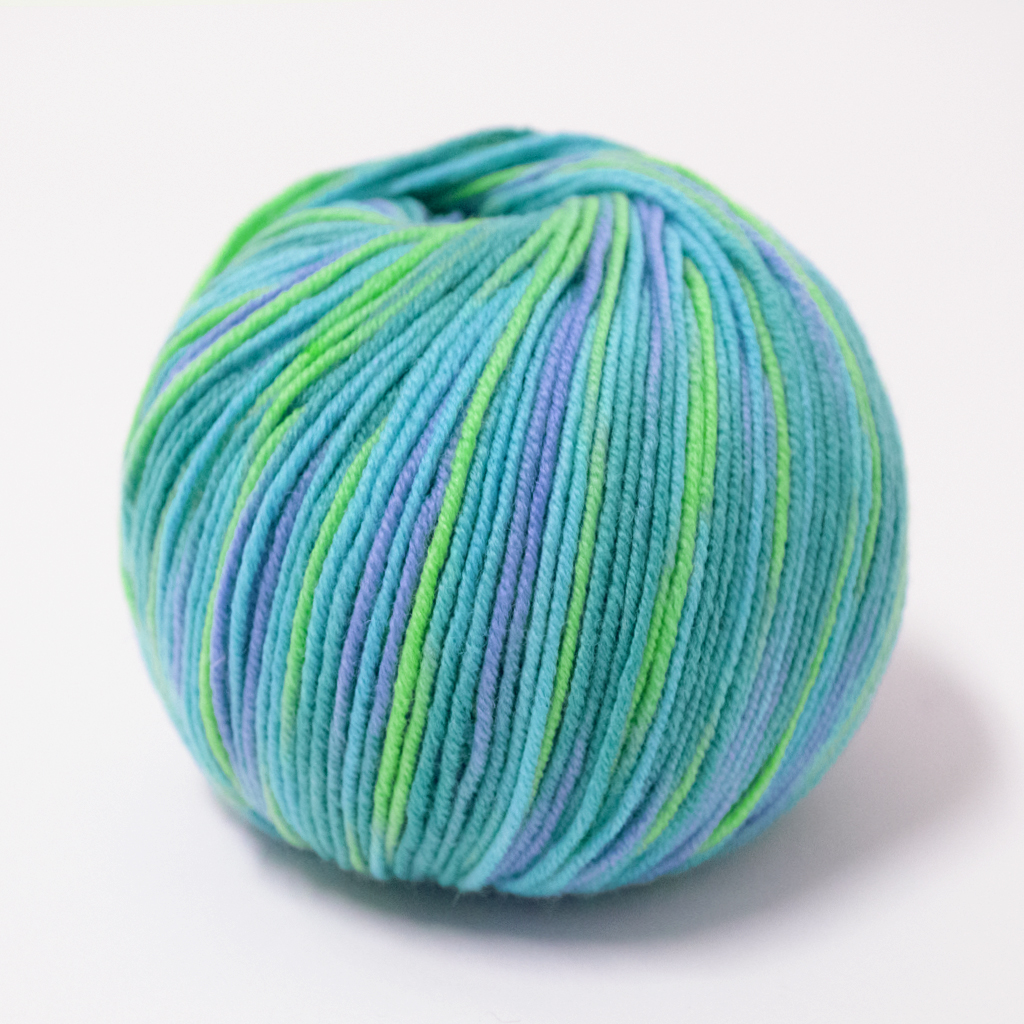 Lana Grossa Lana Grossa Cool Wool Print