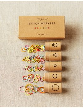 Cocoknits Cocoknits Flight of the Stitch Markers