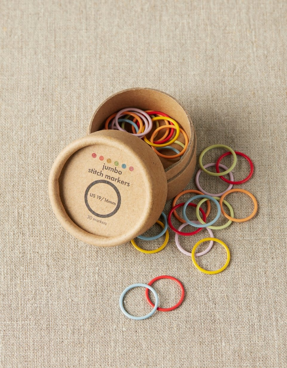 Cocoknits Cocoknits-assorted color stitch markers Jumbo