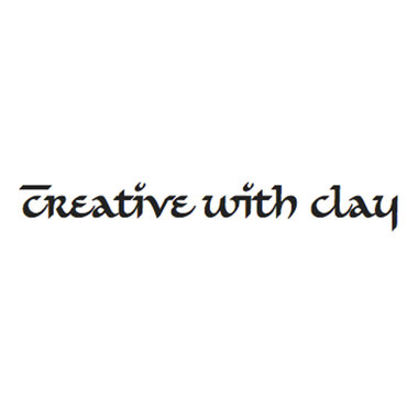 creative with clay