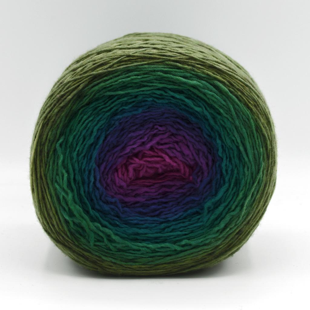 Freia Fine Handpaints Freia Yarn Bomb