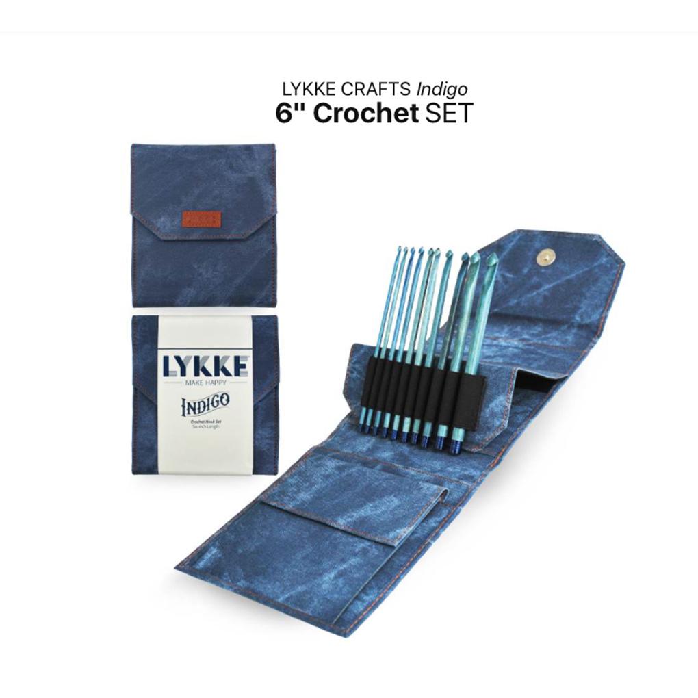LYKKE Crafts LYKKE Crafts Crochet Hook Set