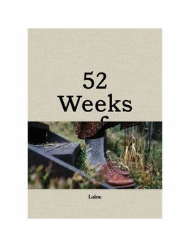 Laine Magazine Laine Magazine 52 Weeks of Socks
