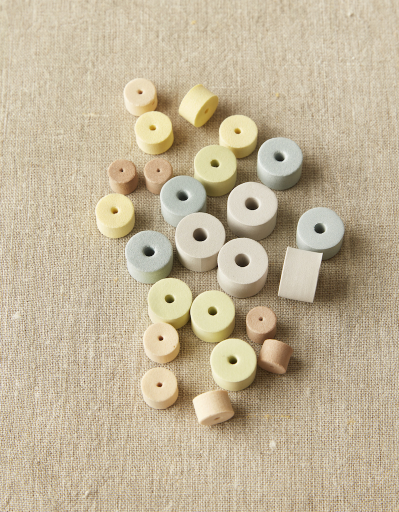 Cocoknits Cocoknits Assorted Stitch Stoppers - Earth Tones