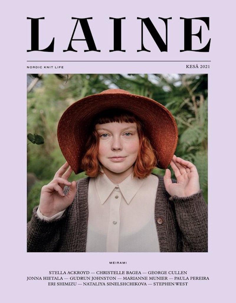 Laine Magazine Laine Magazine Summer 2021