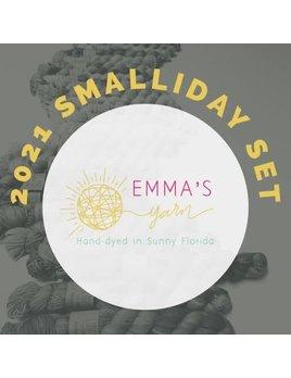 Emma's Yarn Emma's Yarn 2021 Practically Perfect Sock Smalliday Set