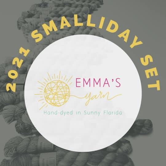Emma's Yarn Emma's Yarn 2021 Super Silky Smalliday Set