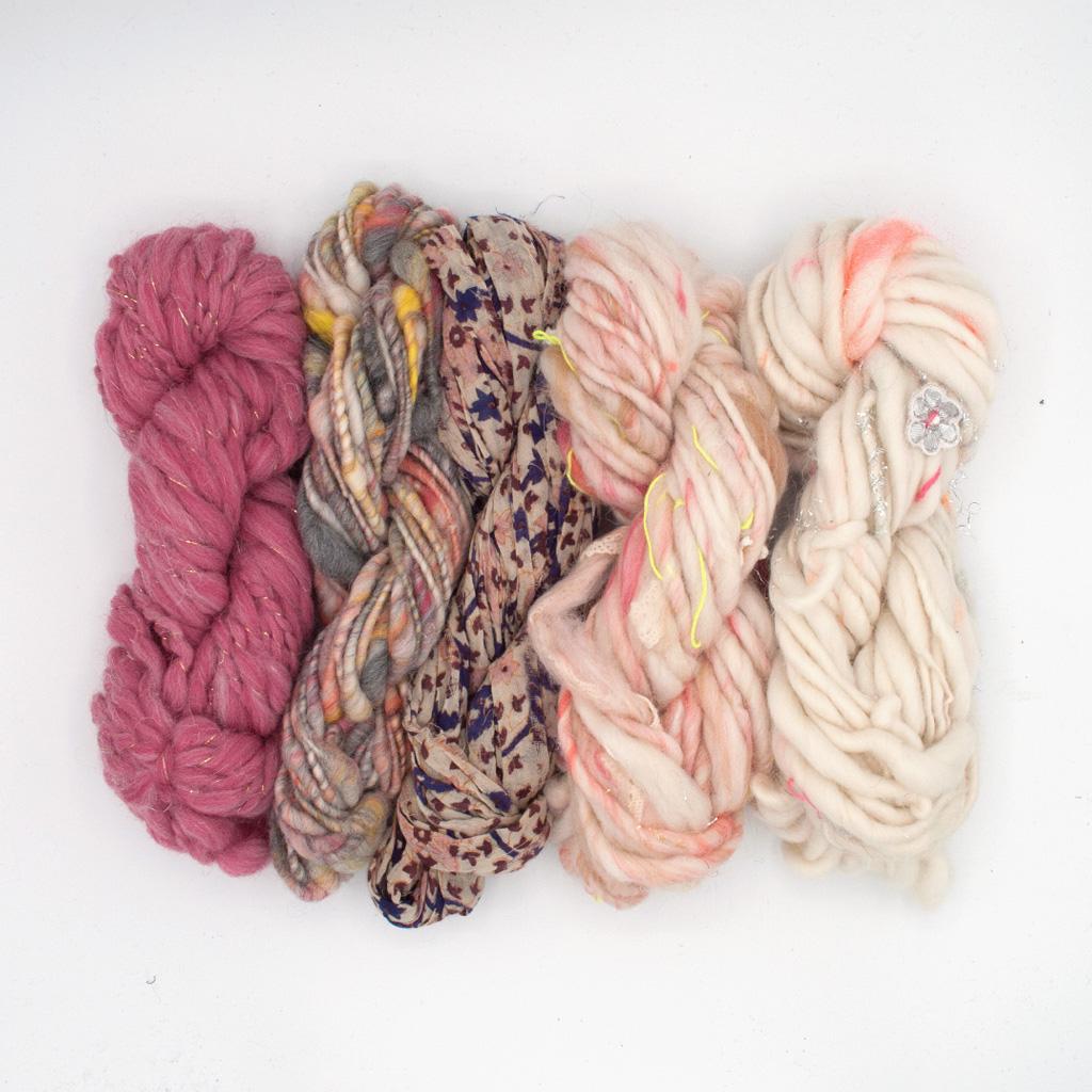 Knit Collage Knit Collage Mini Skein Sampler Kit