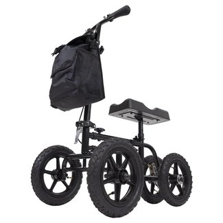 Vive AZM All Terrain Quad Knee Scooter