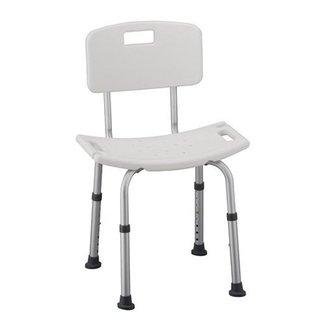 Medline AZM Basic Bath Chair with Back