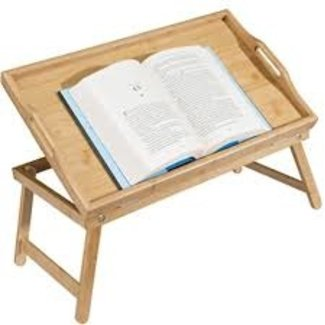 Essential Medical Essential Bamboo Bed & Lap Tray