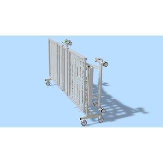 Span America Span Q6699 bed moving dolly
