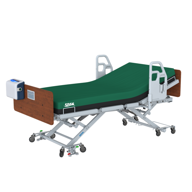 Span America Span Advantage ReadyWide Long Term Care Bed Frame