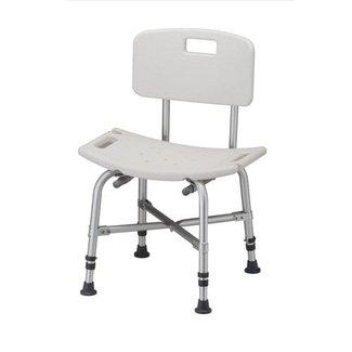 Nova Nova Heavy Duty Bath Chair with Back