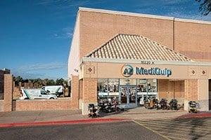 AZ MediQuip Medical Supply Store Scottsdale